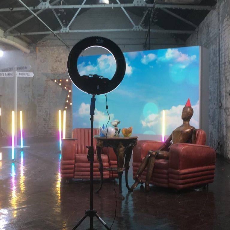 Studio Hire TV & Broadcast