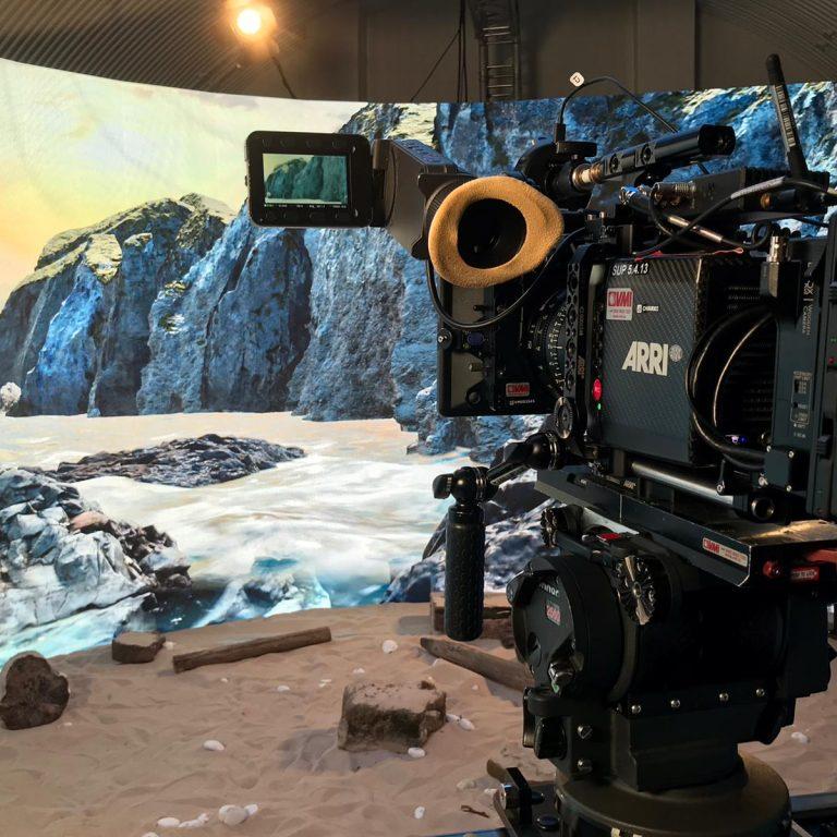 Film Production using Unreal Engine