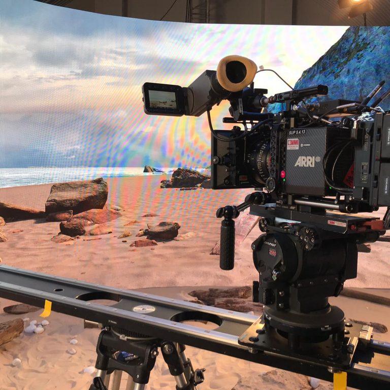 Virtual Film Production Studio