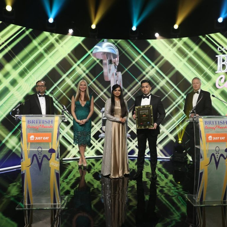 Curry Awards London Studio