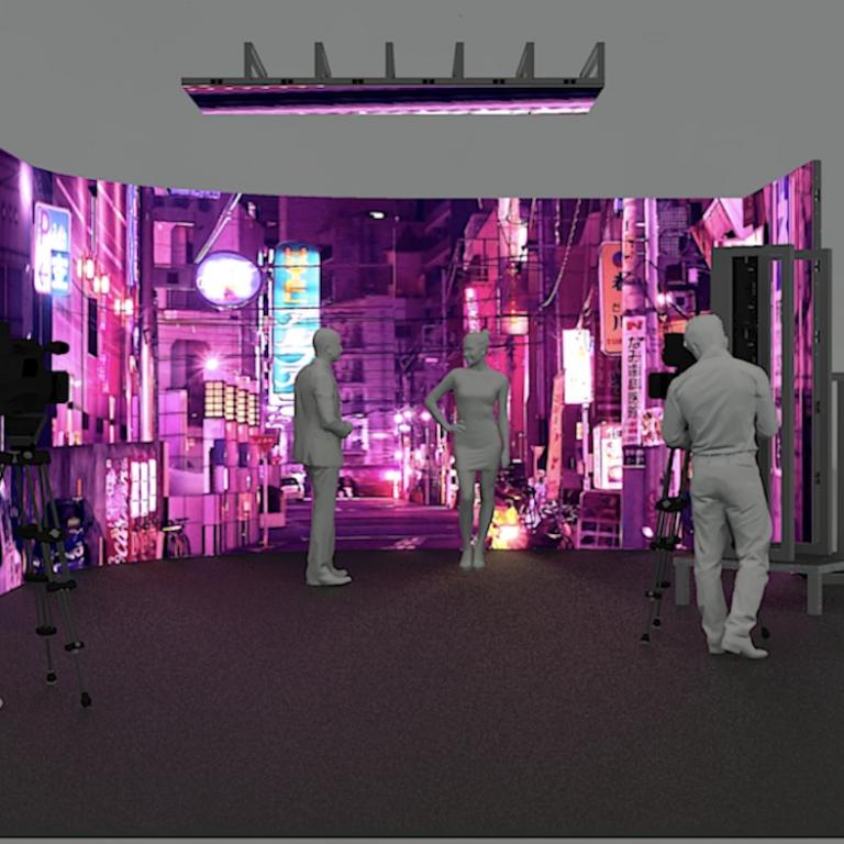 Studio Mockup