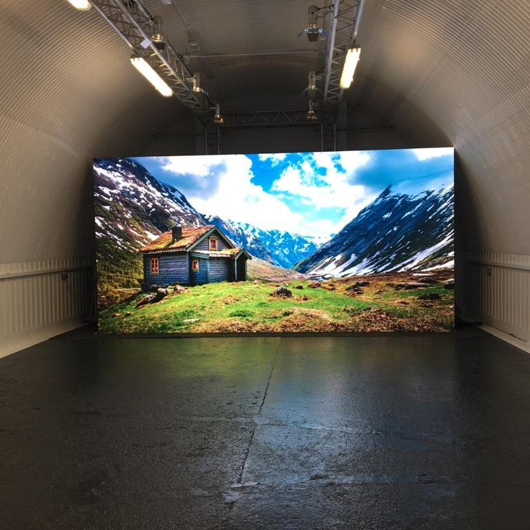 LED Studio In London