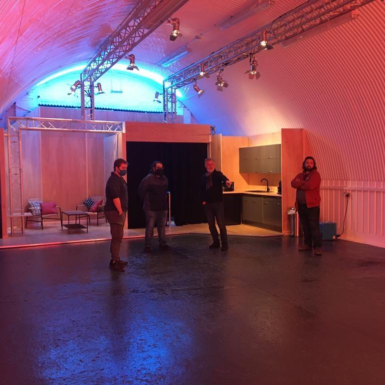 LED Studio Kitchen