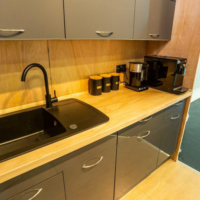 Arch 160 studio Kitchen