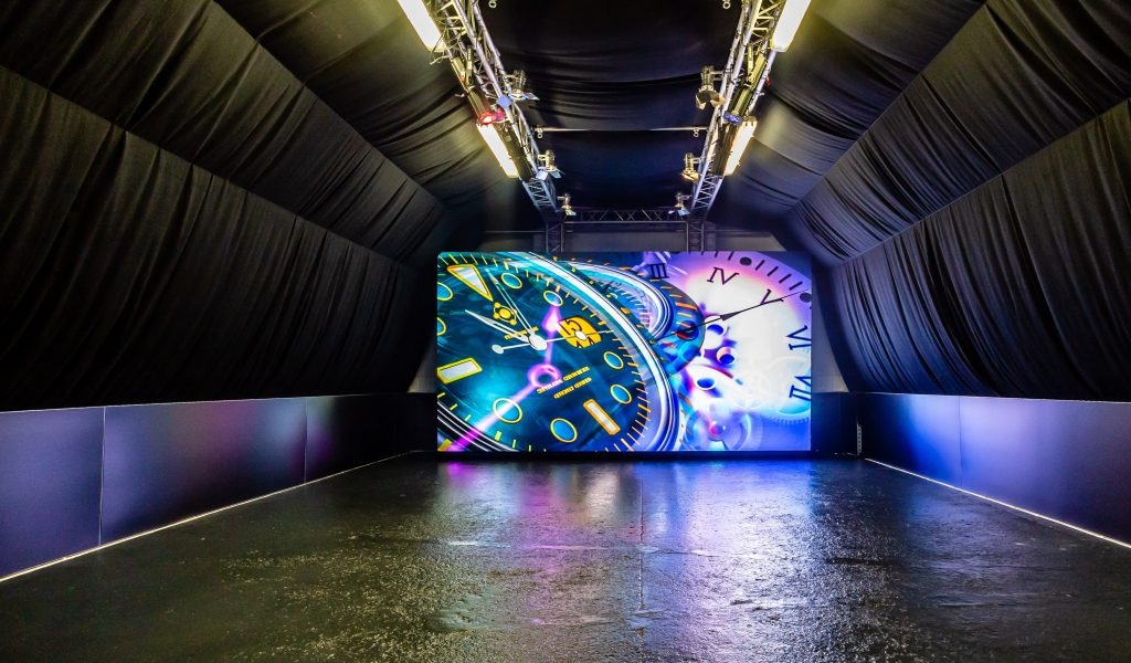 LED STUDIO HIRE LONDON