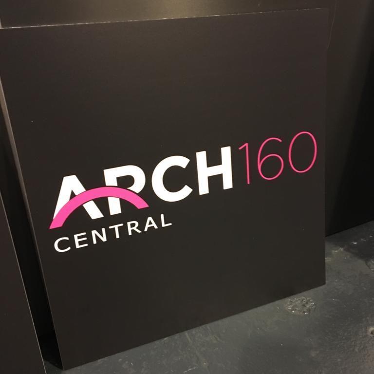 Arch 160 Logo