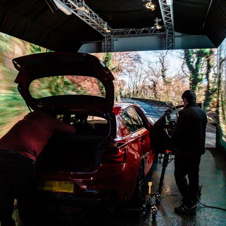 Film and TV Studio Hire London
