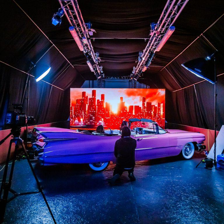 Studio One Cadillac Shoot Behind The Scenes 22